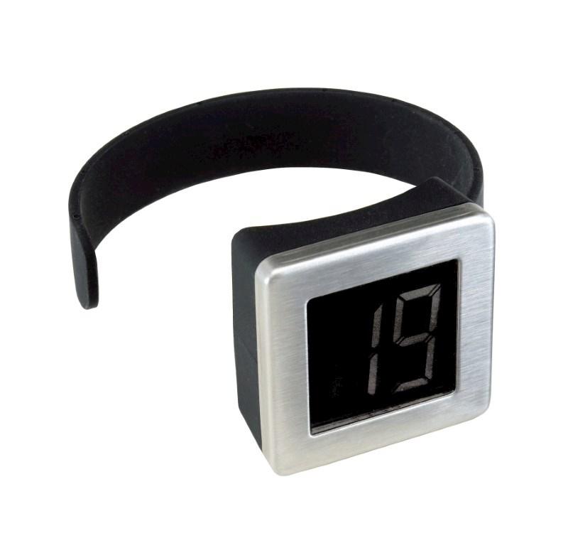Digitale wijnfles thermometer BOLERO