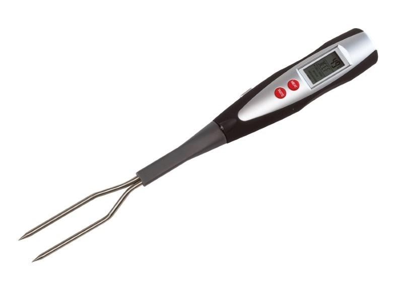 RVS BBQ thermometer MAÎTRE