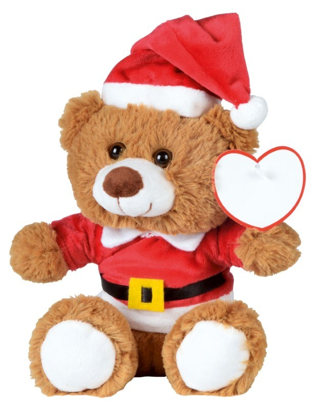 Kerst teddybeer KLAUS