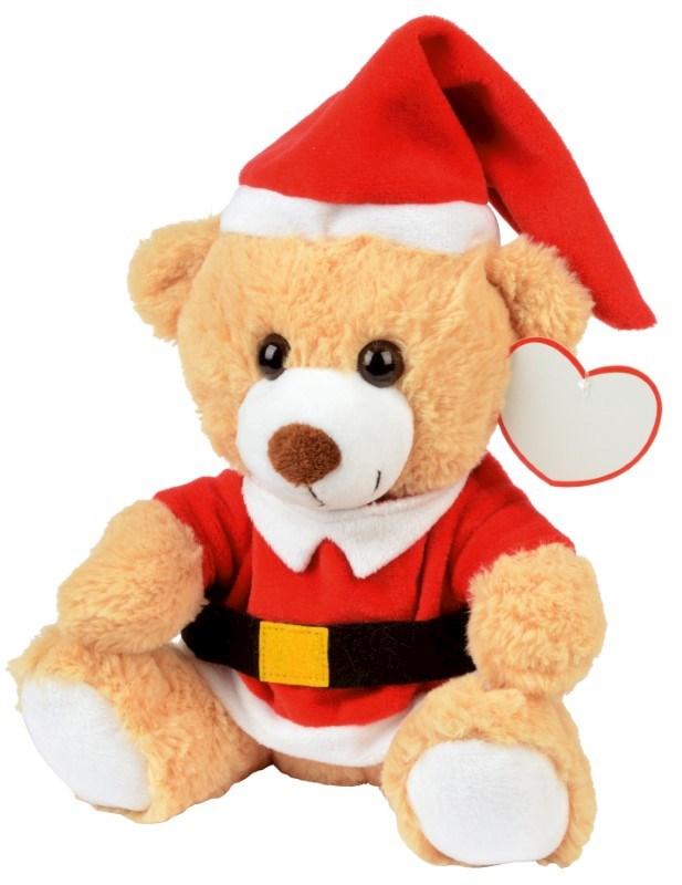 Kerst teddybeer NOEL