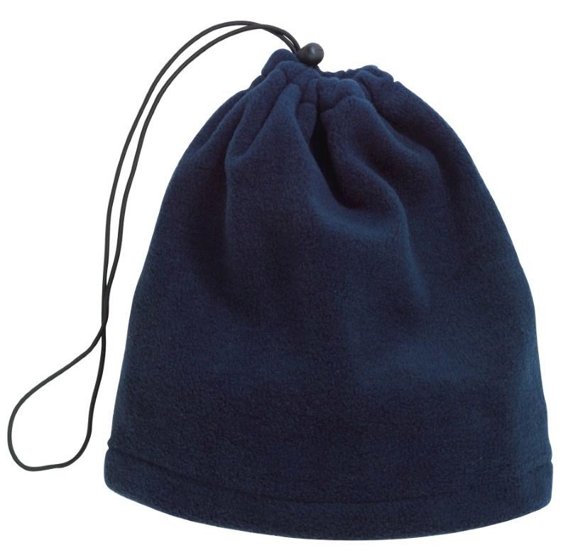 Muts sjaalcombinatie van fleece VARIOUS