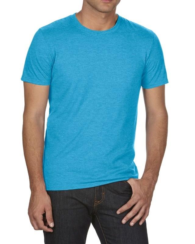 Anvil T-shirt Crewneck TriBlend SS for him