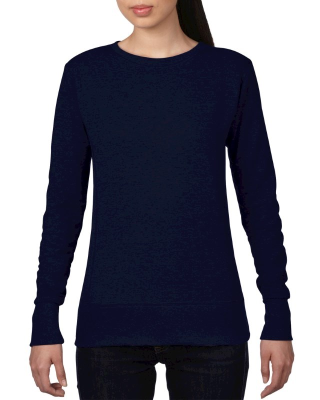 Anvil Sweater Crewneck French Terry for her