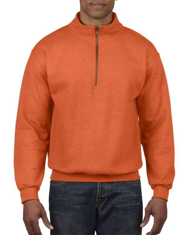 Gildan Sweater 14 Zip HeavyBlend