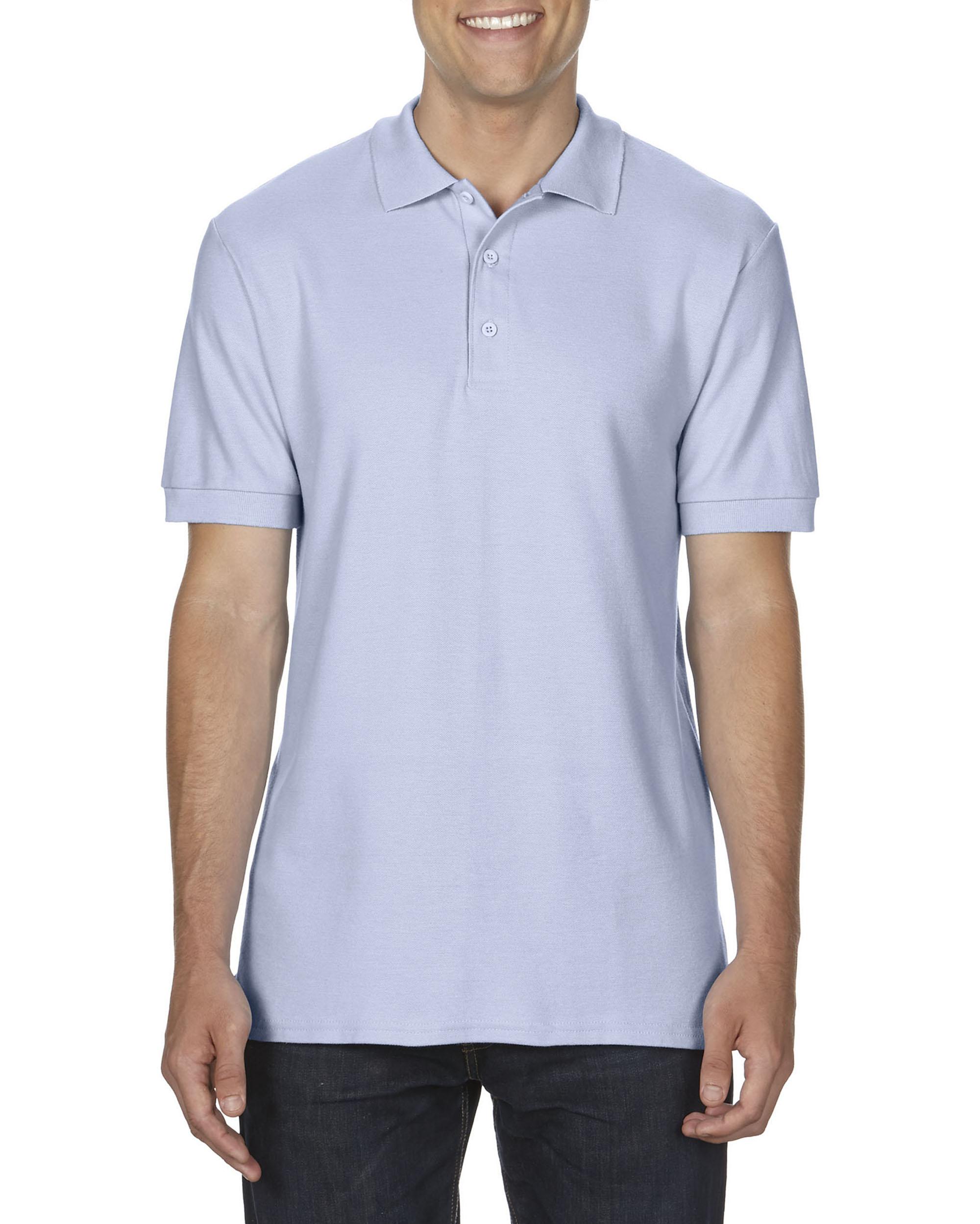 Gildan Polo Premium Cotton SS for him