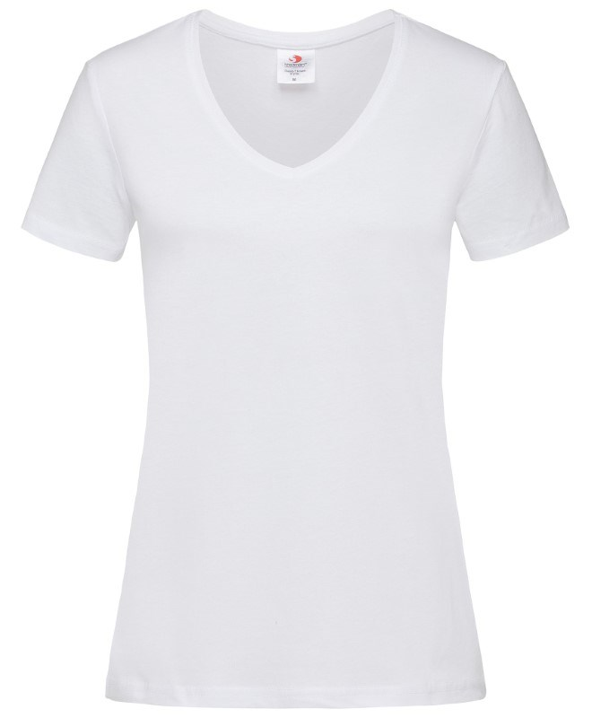 Stedman T-shirt V-Neck Classic-T SS for her