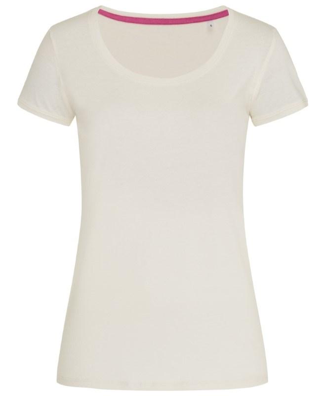 Stedman T-shirt Crewneck Megan SS for her