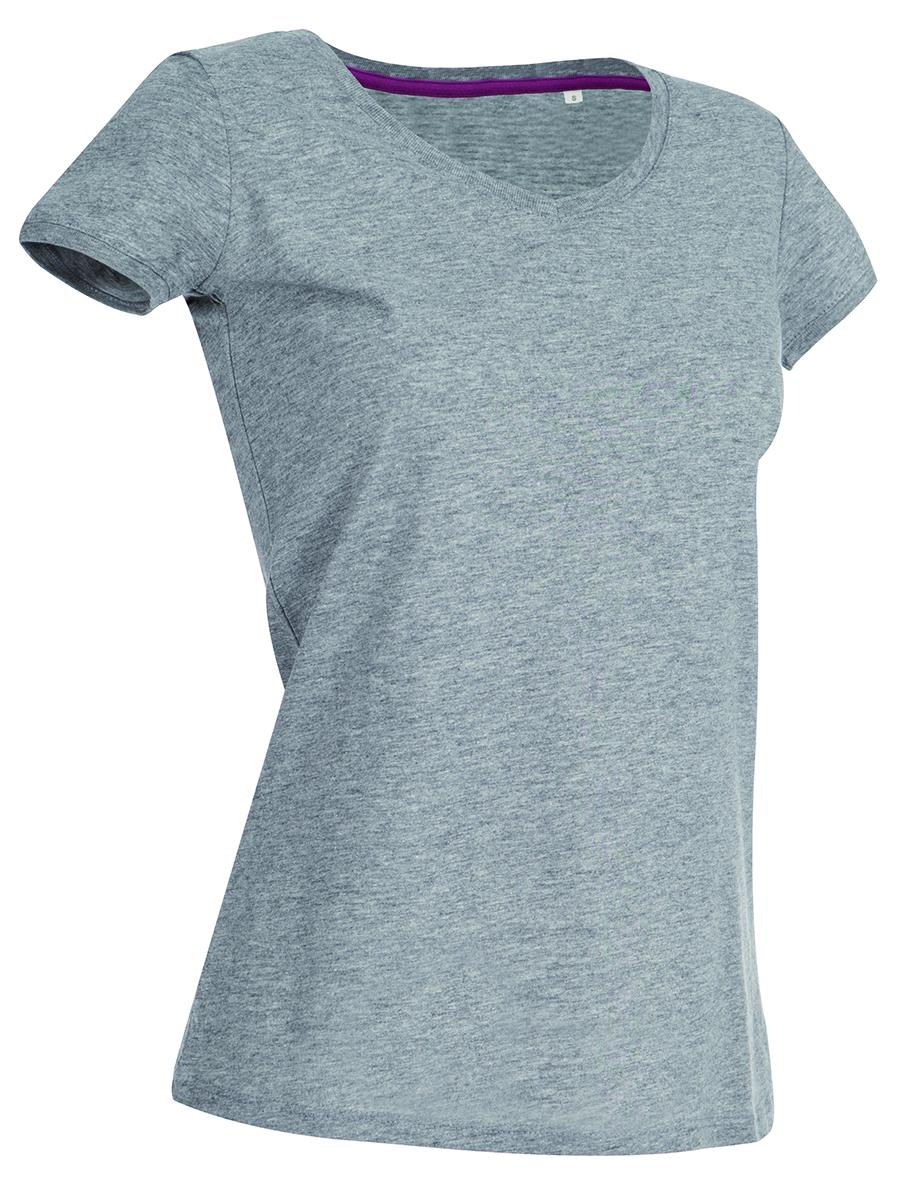 Stedman T-shirt V-neck Megan