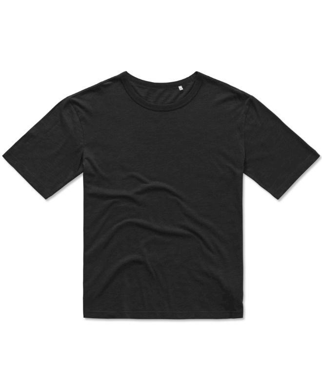 Stedman T-shirt Crewneck Organic slub SS for him