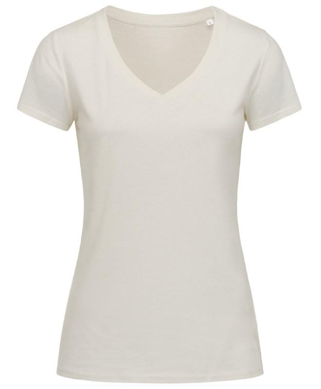 Stedman T-shirt V-neck Organic Janet SS for her