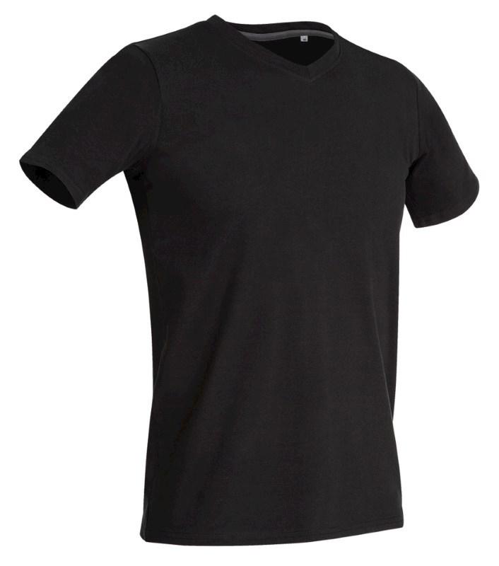 Stedman T-shirt V-neck Clive SS for him