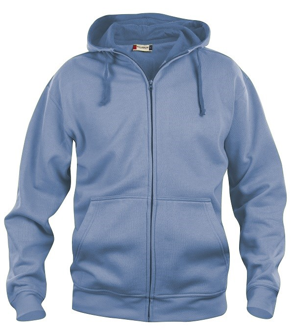 Clique Basic Hoody Full Zip Men's