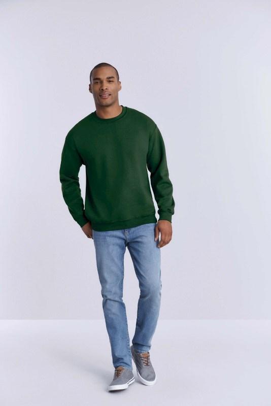 Heavy Blend™ Classic Fit Adult Crewneck Sweatshirt
