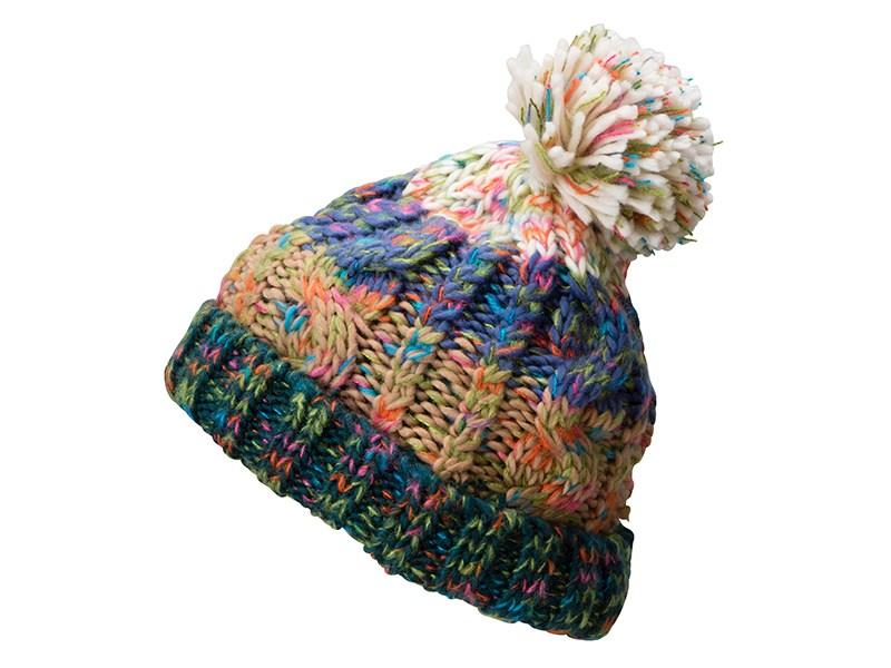 Fancy Yarn Hat