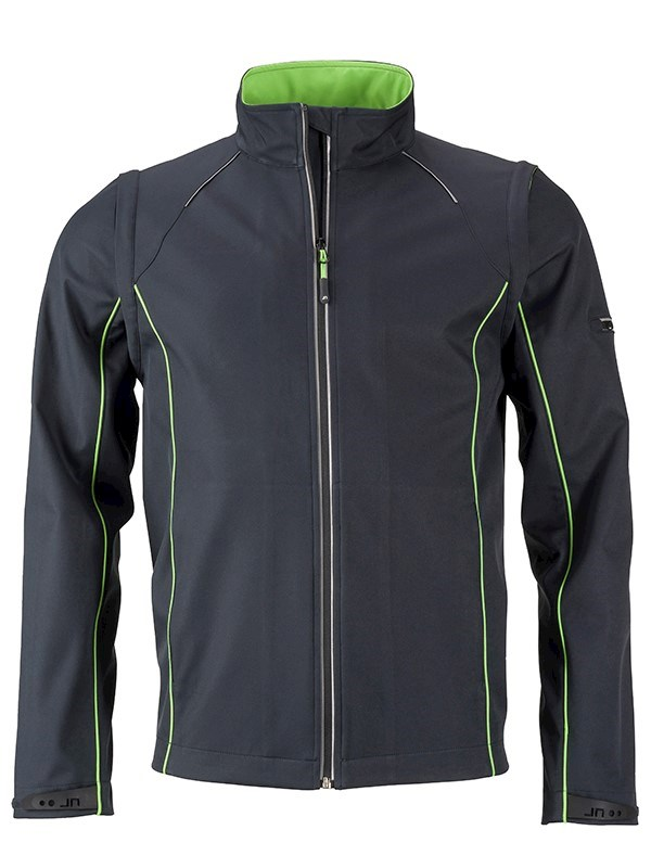 Men's Zip-Off Softshell jacket
