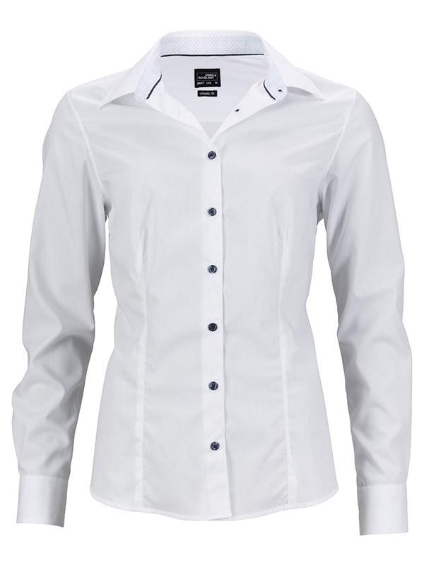 Ladies' Shirt Plain