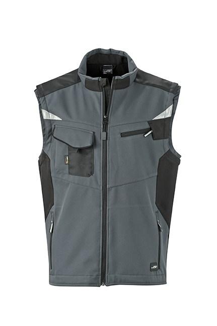 Workwear Softshell Vest