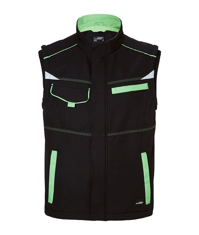 Workwear Softshell Vest-Level 2