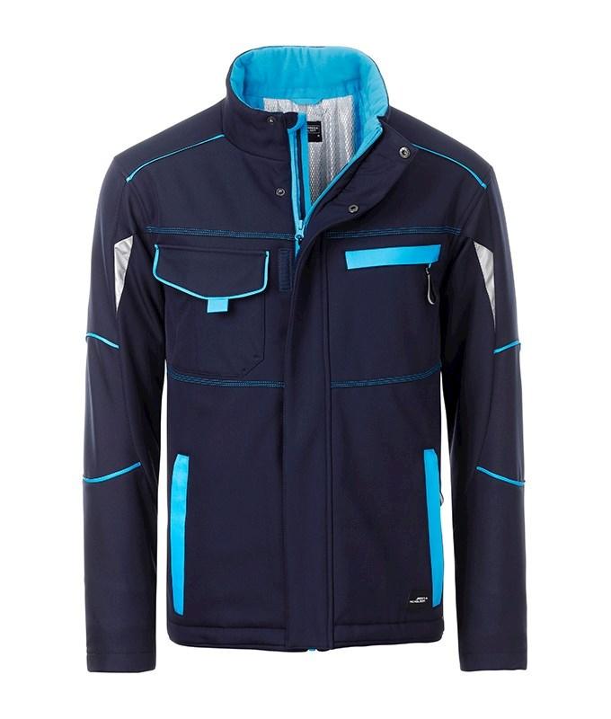 Workwear Softshell Padded Jacket-Level 2