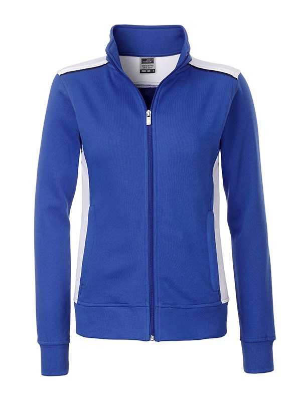 Ladies' Workwear Sweat Jacket-Level 2