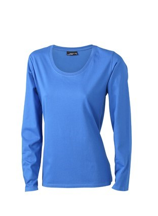 Ladies' Shirt Long-Sleeved Medium