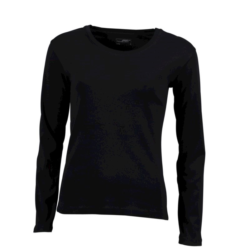Ladies' Shirt Long-Sleeved