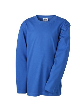 Junior Shirt Long-Sleeved Medium