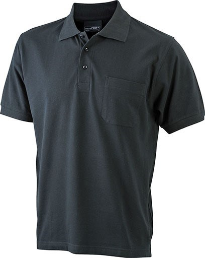 Men's Polo Pocket