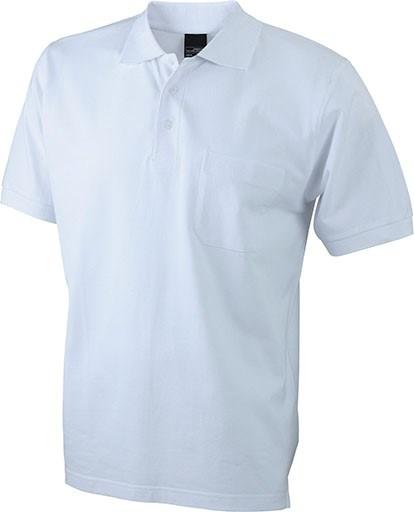 Men's Polo Pocket