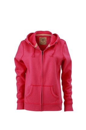 Ladies' Vintage Hoody