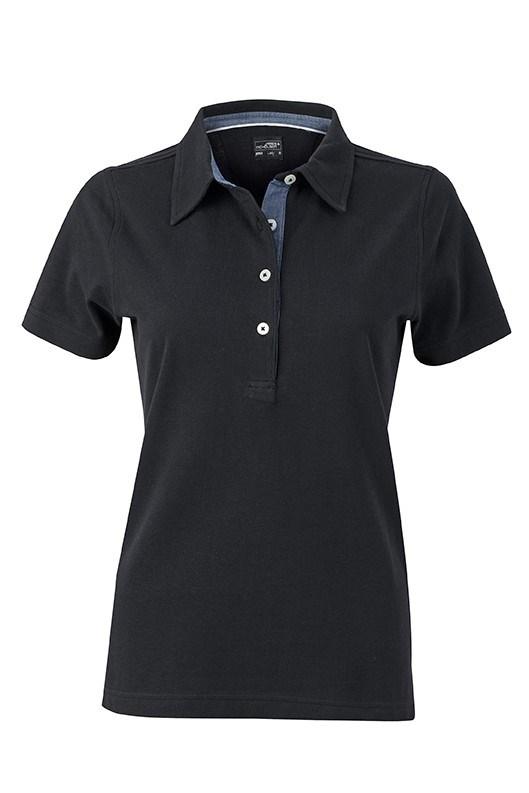 Ladies' Plain Polo