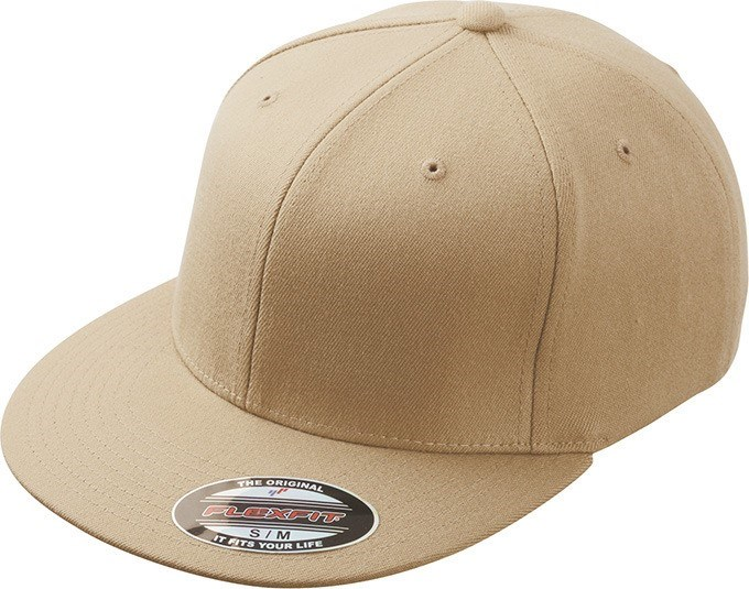 Flexfit® Flat Peak Cap