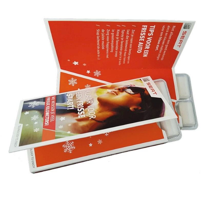 Sportlife® kauwgom met flap