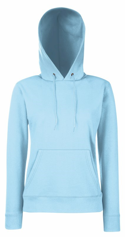Lady-Fit Classic Hooded Sweat
