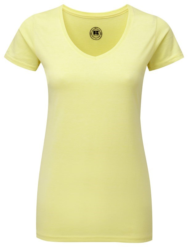 Ladies V Neck HD Tee