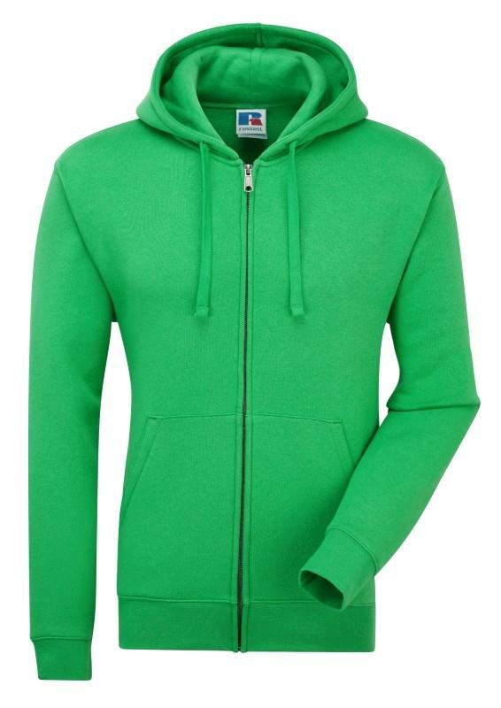 Authentic Zipped Hood