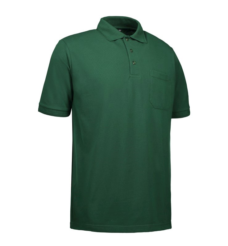 Men's PRO wear polo shirt pocket
