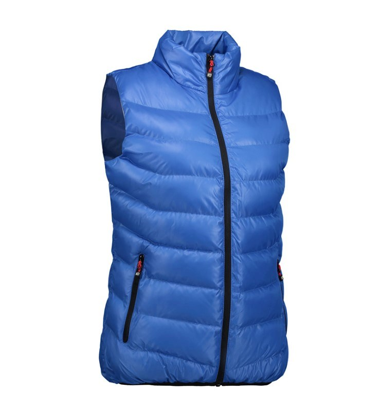 Quilted ladies' vest