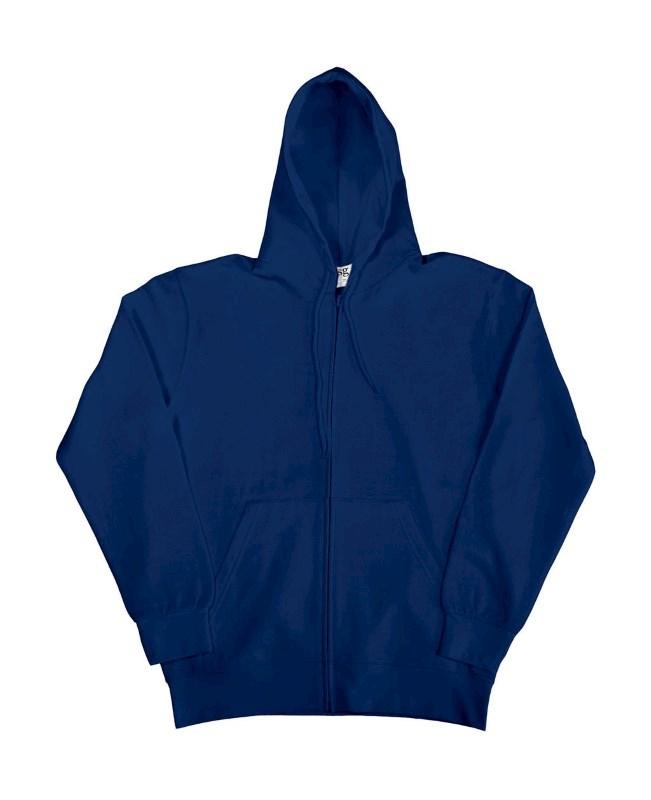 Zip Hood Men