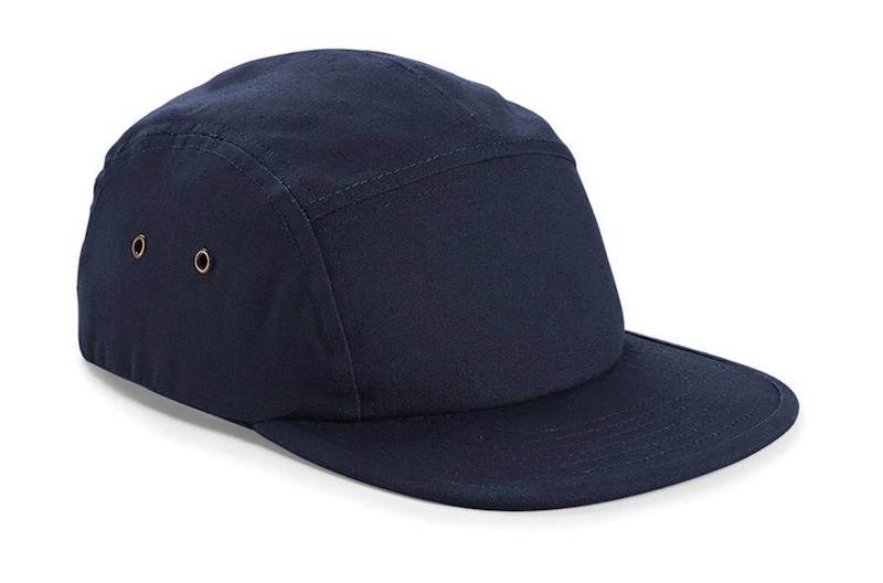 Canvas 5 Panel Cap