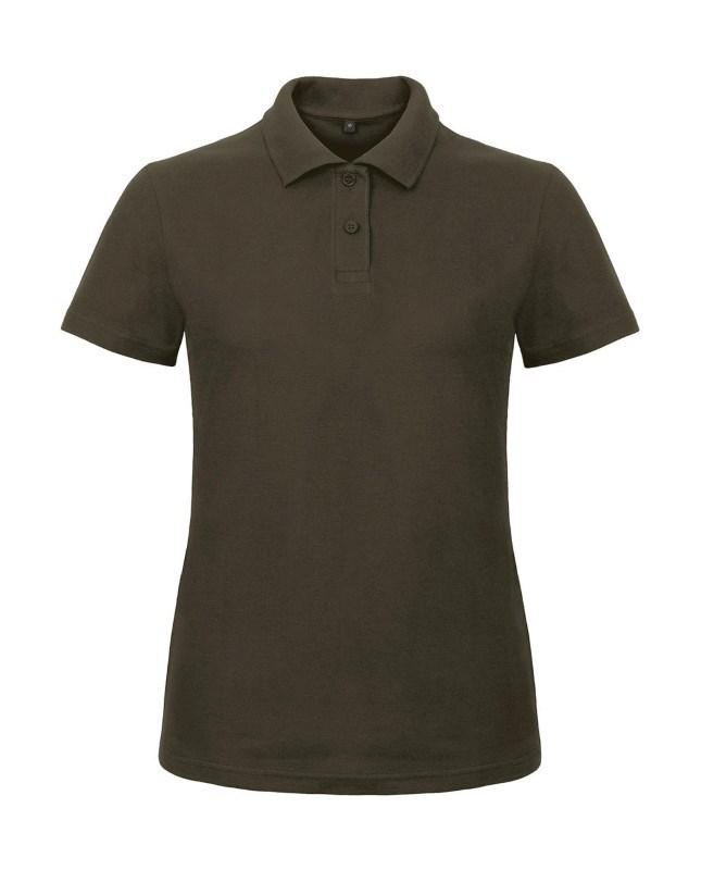 ID001women Piqué Polo Shirt