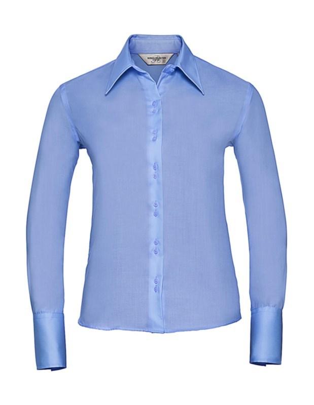 Ladies' Ultimate Non-iron Shirt LS