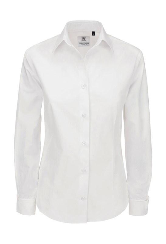 Heritage LSLwomen Poplin Shirt