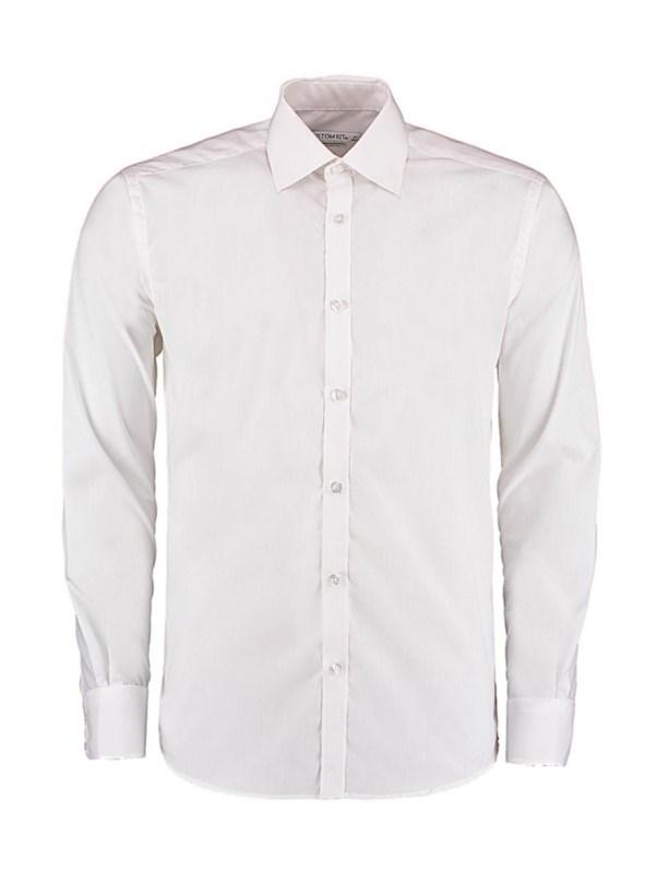 Slim Fit Business Shirt LS