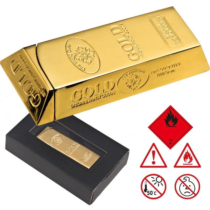 Aansteker goudstaaf