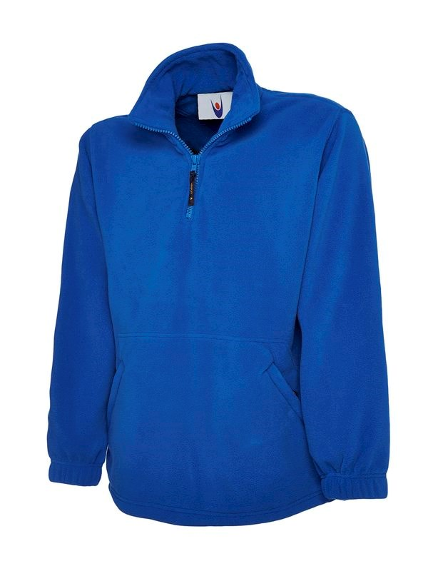 Uneek Premium 14 Zip Micro Fleece Jacket UC602