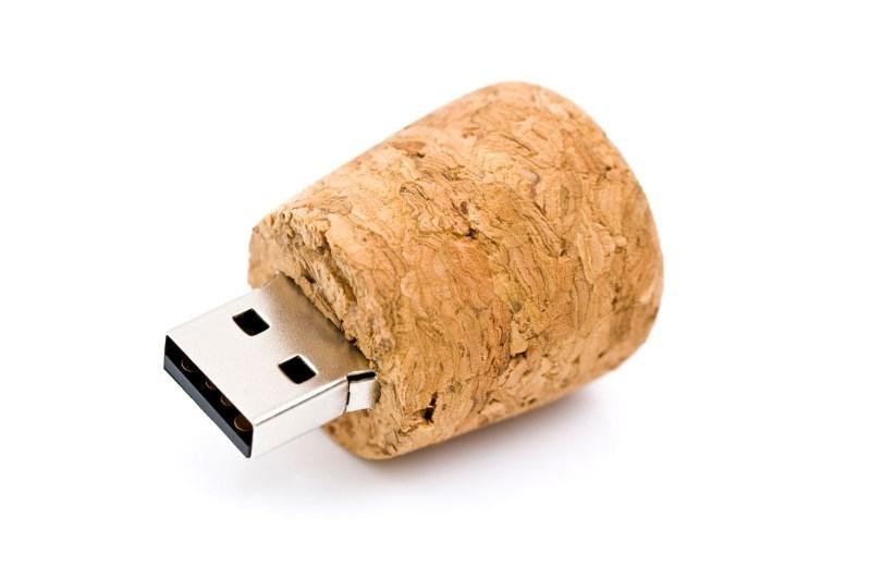 USB Stick kurk 8 GB