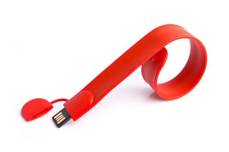 USB Stick armband Snap 1 GB