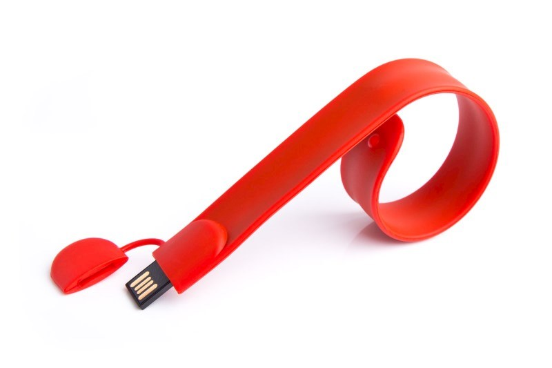 USB Stick armband Snap 8 GB
