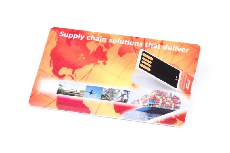 USB kredietkaart Classic 8 GB